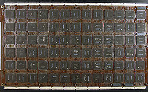 Cray Y-MP - Cray Y-MP processor board