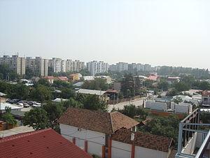 Progresul - The district in 2010
