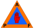 Protestant Action Force emblem.png