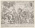 Protestanten maken schoon schip in een katholieke kerk De beeldenstorm door de geuzen, 1566, RP-P-OB-76.780.jpg