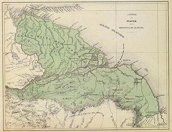 Provincia de Guayana Cant%C3%B3n Piacoa