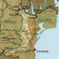 Provinz Tulcea Romania CIA2006.png