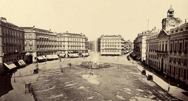 File:Puerta del Sol (Laurent) detalle.jpg