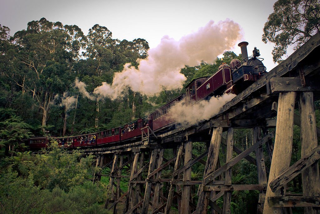 Puffing Billy (3708462529)