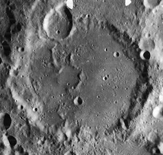 Purbach (crater)