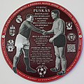 Puskas-Liddell plaque, Liverpool South Parkway.jpg
