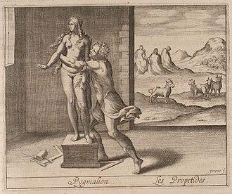 Propoetides - Image: Pygmalion (Firens)