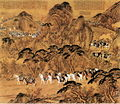 Qianlong Emperor Hunts Deers.jpg