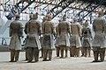 Qin Shihuang Terracotta Warriors Pit (14391526243).jpg
