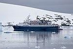 Quark Expeditions Ocean Adventurer Lemiare Channel Antarctica (46422070405).jpg