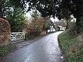 Quarley - Park Lane - geograph.org.uk - 1634288.jpg