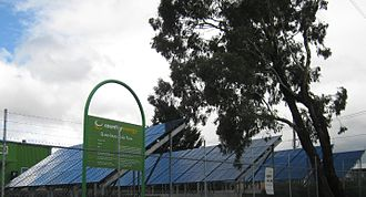 Queanbeyan - Queanbeyan Solar Farm established 1999