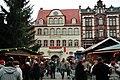 Quedlinburg, Weihnachtsmarkt auf dem Marktplatz.jpg