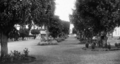 Queensland State Archives 150 The lawn at Eagle Farm Racecourse Lancaster Road Ascot Brisbane c 1932.png