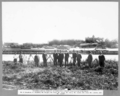 Queensland State Archives 3094 Bridge Board inspection of the triangulation survey at Kangaroo Point Brisbane 27 June 1934.png
