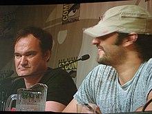 Quentin Tarantino e Robert Rodriguez presentano