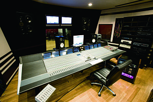 Yamaha NS-10 - The NS-10 in a Tokyo studio