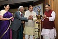 Radha Mohan Singh and the Union Minister for Chemicals & Fertilizers and Parliamentary Affairs.jpg