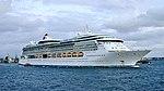 Radiance of the Seas, Fremantle, 2015 (06).JPG