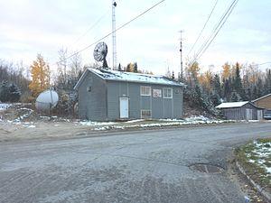 CHMK-FM - CHMK-FM radio station in Manawan, Quebec, Canada