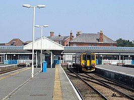 Railway Station, Skegness - geograph.org.uk - 815836.jpg
