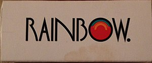 Rainbow Room - Rainbow Room matchbook, ca. 1996