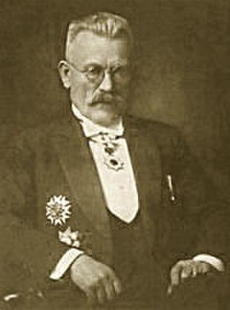 Gustaf John Ramstedt - Gustaf John Ramstedt.