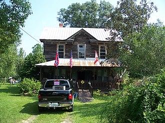 Silver Springs, Florida - Image: Randall House Silver Springs