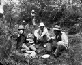 Rastbild under expeditionen. Sydamerika, Queara. Bolivia - SMVK - 002367.tif