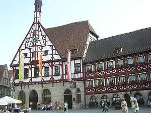 Forchheim - City hall