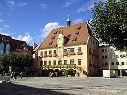 Town hall of the City Heilbronn