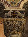 Ravenna - Basilica of San Vitale - capitel.jpg