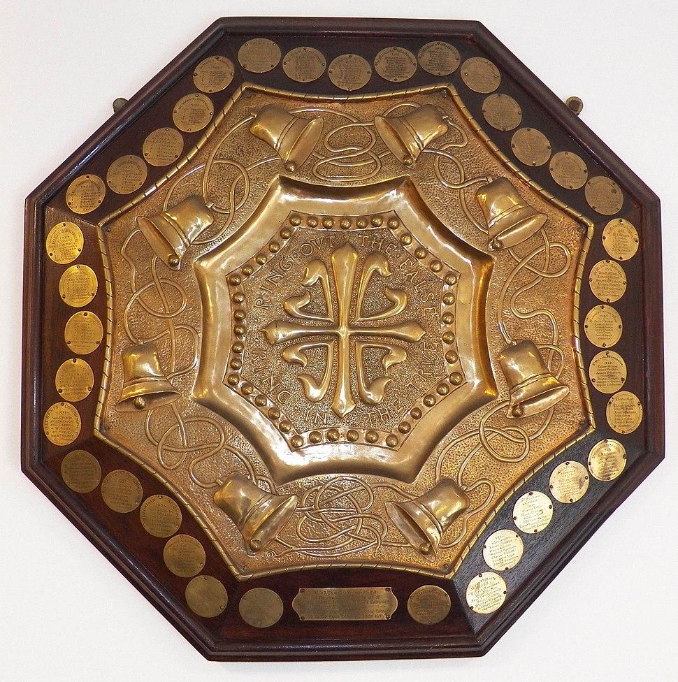 Rawnsley shield