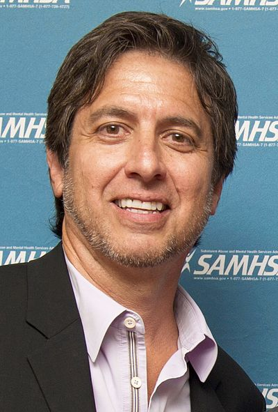 Ray Romano, American stand-up comedian and actor