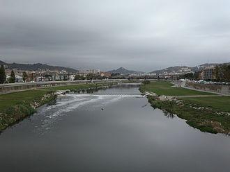 Besòs (river) - Image: Rbesos 01
