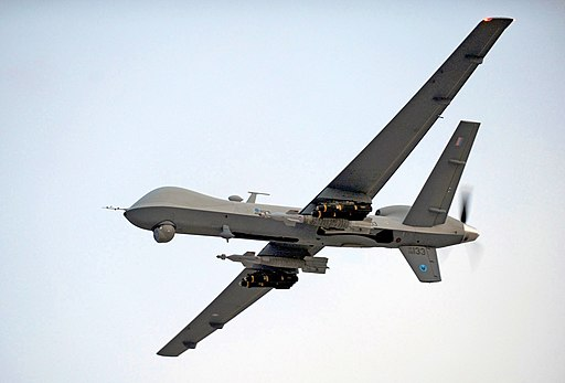 Reaper UAV Takes to the Skies of Southern Afghanistan MOD 45151418