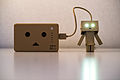 Recharging Danbo Power (9754012931).jpg