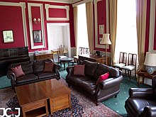 A drawing room