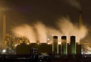 Teesside Steelworks