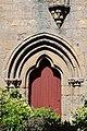 Redon (35) Abbatiale Saint-Sauveur - Extérieur - Tour-clocher - 07.jpg