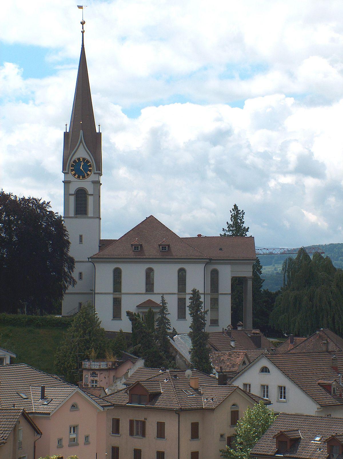 Reformierte Kirche Uster – Wikipedia