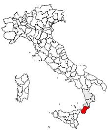 Reggio Calabria Villetta Patrizia