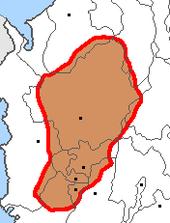 Localización de la Región paisa en Colombia