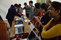 Registration - Bengali Wikipedia 10th Anniversary Celebration - Jadavpur University - Kolkata 2015-01-09 2480.JPG