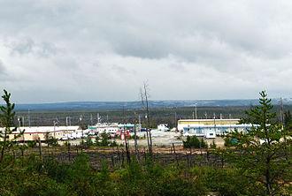 James Bay Road - Relais Routier at Kilometre 381