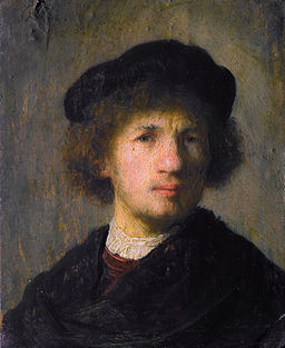 Rembrandt van Rijn 199, via Wikimedia Commons