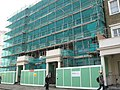 Renovation work in Endsleigh Gardens, WC1 - geograph.org.uk - 1205823.jpg