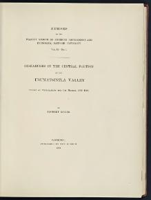 Researches in the Central Portion of the Usumatsintla Valley.djvu