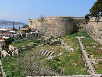 Fortezza of Rethymno - St. Lucas Bastion
