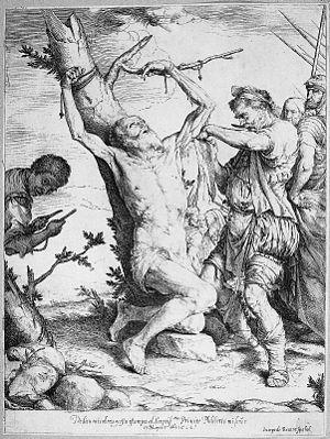 Martyrdom of Saint Bartholomew